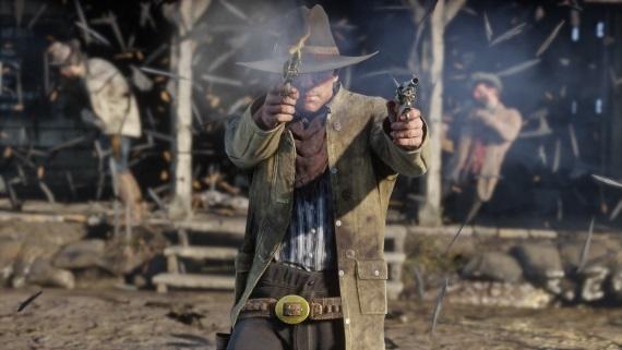 Red Dead Redemption 2 sa opäť odkladá, ukazuje nové zábery