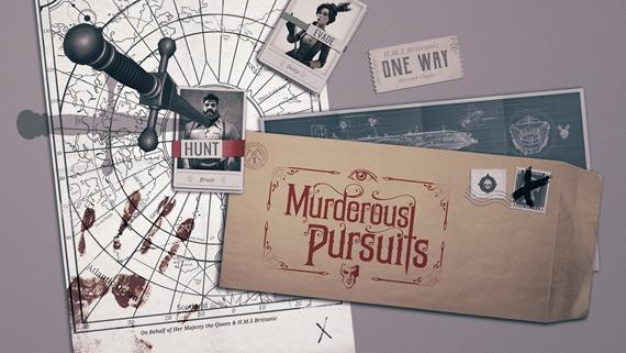Murderous Pursuits bude napínavá multiplayerová stealth akcia