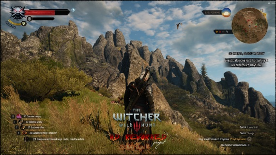 Witcher 3 HD Reworked Project 5.0 mod je už dostupný na stiahnutie