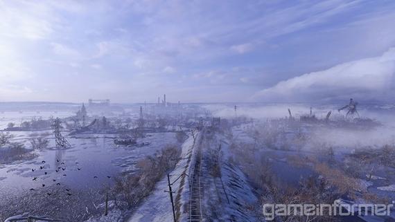 Hi-res zábery z Metro Exodus