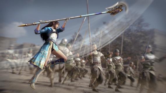 Dynasty Warriors 9 dostáva recenzie