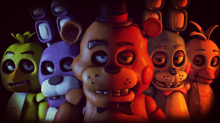 Five Nights at Freddy's film ma režiséra