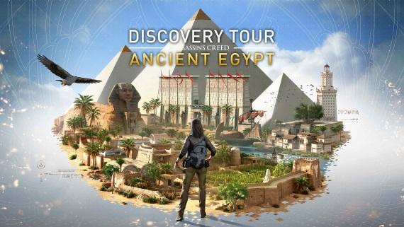 Ubisoft približuje vzdelávací režim v Assassin's Creed Origins