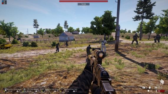 Freeman: Guerilla Warfare kombinuje akciu a stratégiu na vojnovom bojisku