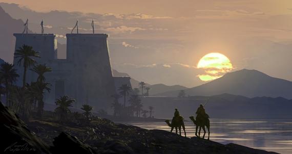 Assassin's Creed Origins dnes dostáva patch 1.3 s New Game+