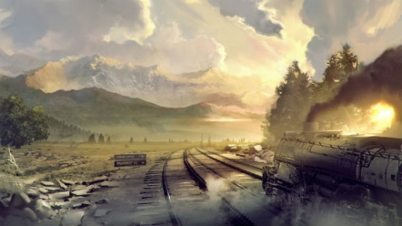 Koncepty z Metro Exodus nám naznačujú prostredia v hre