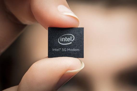 Intel pripravil 5G čip, ktorým bude konkurovať Qualcommu
