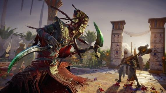 Assassin's Creed Origins predstavuje ďalšiu príbehovú expanziu - Curse of the Pharaohs