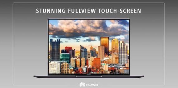 Huawei predstavilo Matebook X notebook s 91% pomerom obrazu, pridalo nové tablety