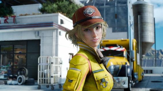 Final Fantasy XV ponúka sériu 4K záberov