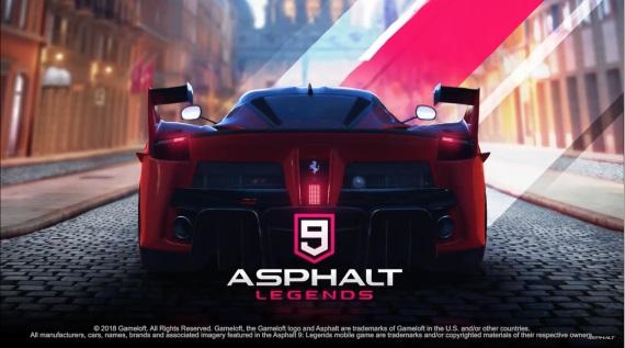 Asphalt 9: Legends dostal soft launch na iOS