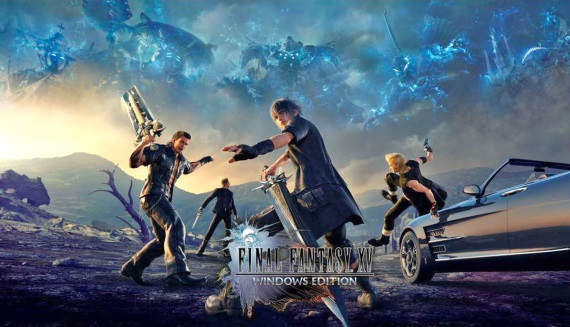Demo na Final Fantasy XV Windows Edition je už online