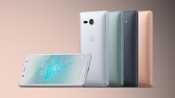 Sony predstavilo Xperia XZ2 a XZ2 compact mobily