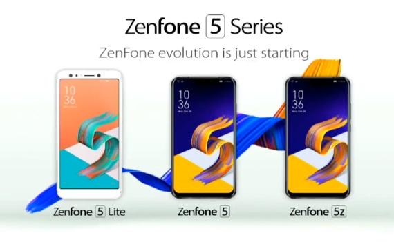 Asus predstavil svoje Zenfone mobily, pridal im výrezy