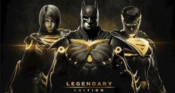 Injustice 2 - Legendary Edition oficiálne predstavená
