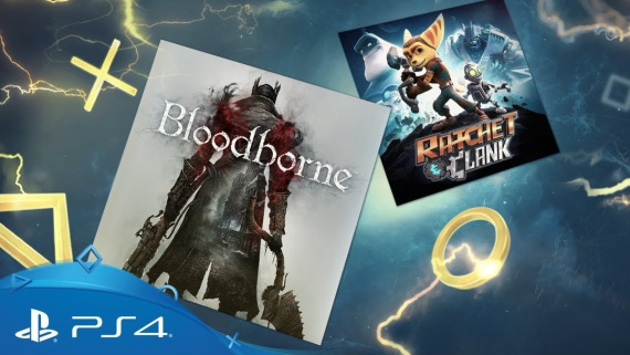 PlayStation Plus hry pre marec odhalené - Bloodborne a Ratchet and Clank