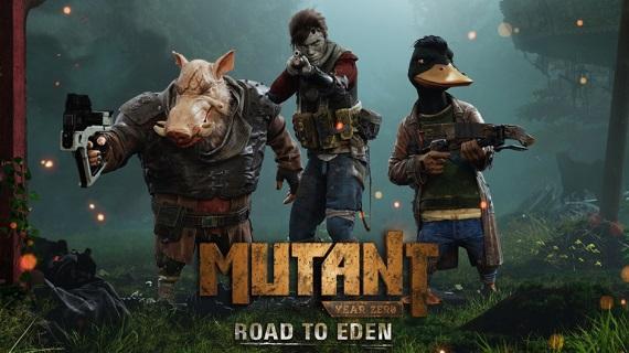 Mutant Year Zero bude stratégia v Xcom štýle s mutantnmi