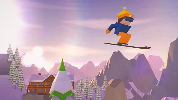 Spin-off Carried Away prinesie nové bezplatné výzvy na snehu