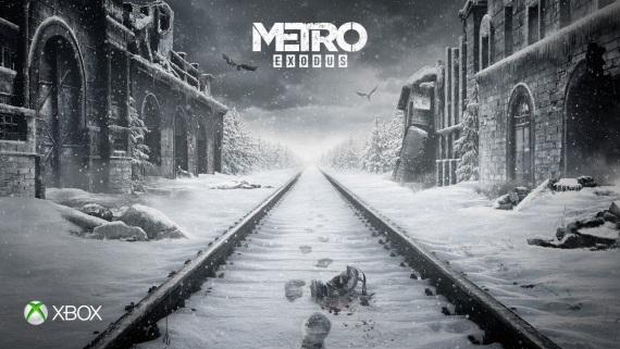 Metro Exodus ponúkne veľké otvorené prostredia, autori chcú dosiahnuť 4K na Xbox One X
