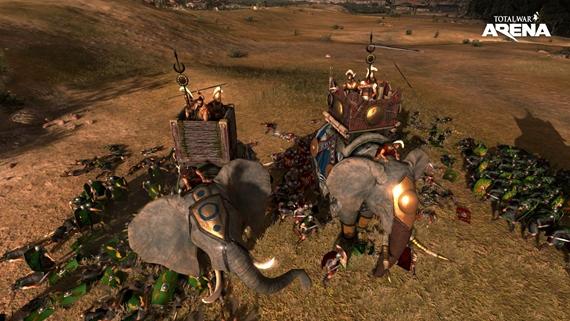 Total War: Arena sa čoskoro dočká otvorenej bety