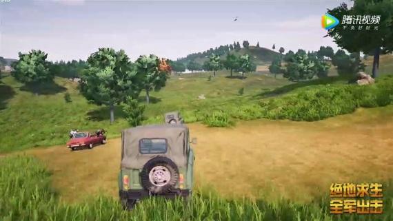 Prvé gameplay ukážky z mobilných verzií Playerunknown's Battlegrounds