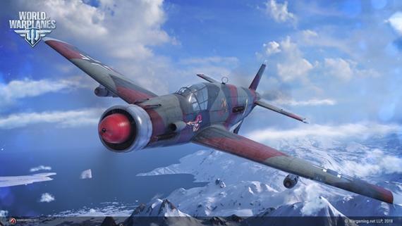 World of Warplanes spúšťa marcový event s dvomi novými módmi a dvomi lietadlami