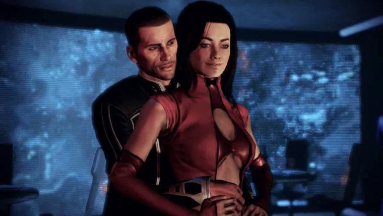 Najlepšie sexuálne scény v hrách