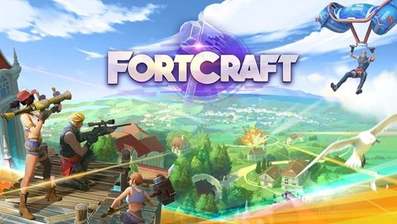 Fortcraft je kópia Fortnite na mobiloch