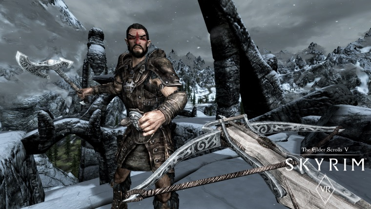 Skyrim VR prichádza na Steam