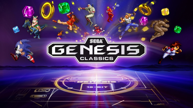 Sega Genesis Collection leaknutá, príde v máji