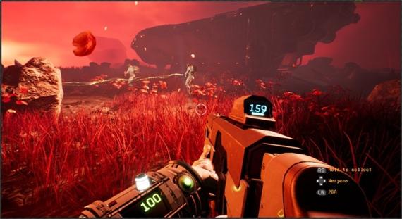 Genesis: Alpha One predvádza pristávanie na planétach