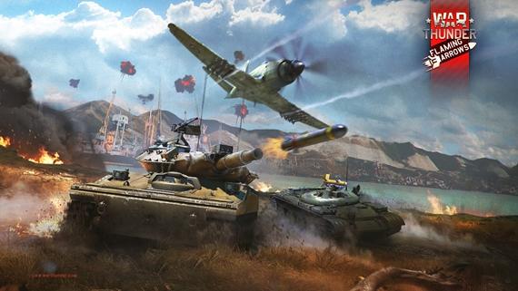 War Thunder príde na Xbox One aj s crossplayom na PC