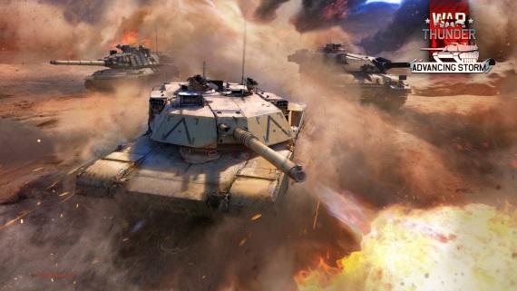 War Thunder dostáva nový engine, vylepšuje grafiku a zvuky