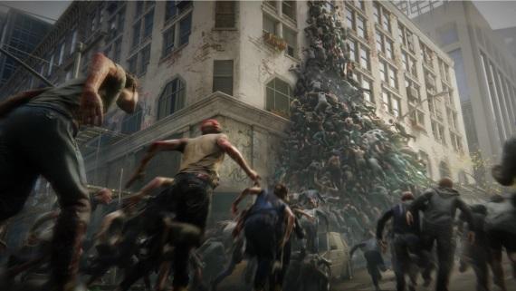 World War Z ponúkne boje proti tisícke zombíkov