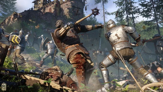 Realistický mod pre Kingdom Come: Deliverance v hre výrazne zvyšuje obťažnosť