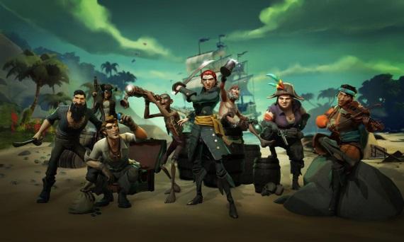 Sea of Thieves už beží, boje s krakenom sú v plnom prúde