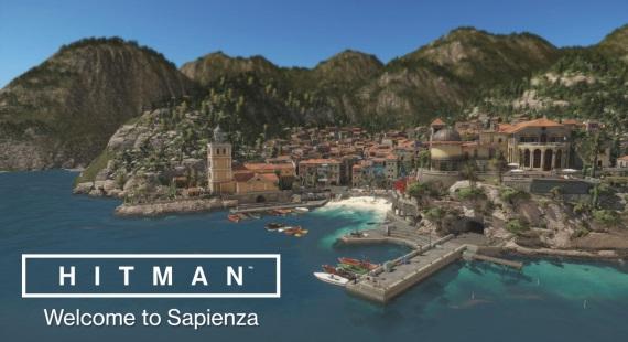Hitman so Sapienza mapou je teraz zadarmo k stiahnutiu