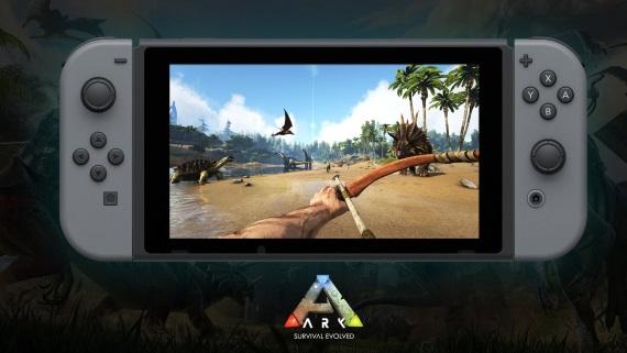 Ark: Survival Evolved príde na Switch a mobily
