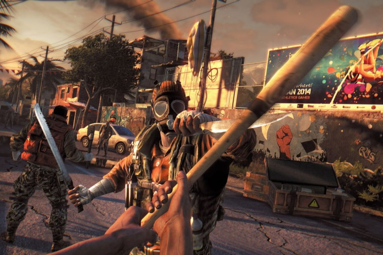 Dying Light ukazuje svoj Battle Royale mod  - Bad Blood