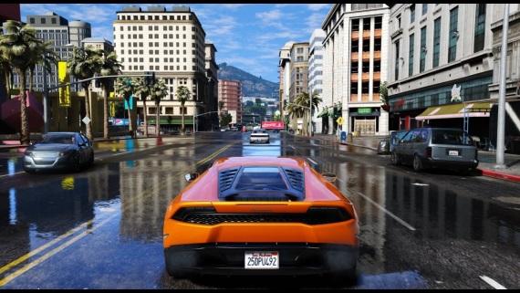 Ako vyzeralo GTA V na Xbox 360 a ako teraz vyzerá na PC?