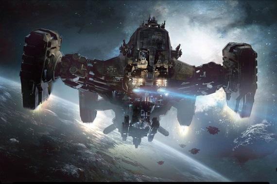 Star Citizen predviedol nové lode a tiež vozidlá