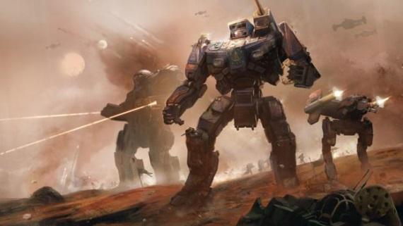 Battletech má dátum vydania a približuje svoj príbeh