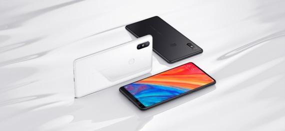 Xiaomi Mi Mix 2S predstavený, dostáva wireless nabíjanie a kvalitné kamery