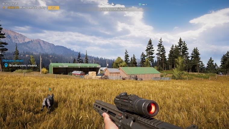Niekoľko tipov pre hranie Far Cry 5. Ako uniesť viac zbraní? Ako si zarobiť?
