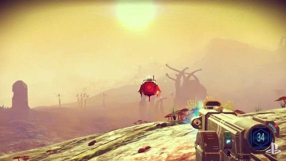 No Man's Sky príde v lete na Xbox One