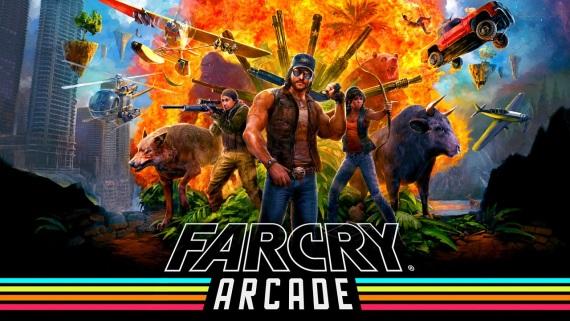 Arkádový režim vo Far Cry 5 už obsahuje mapy z Call of Duty, Resident Evil 7 či PUBG
