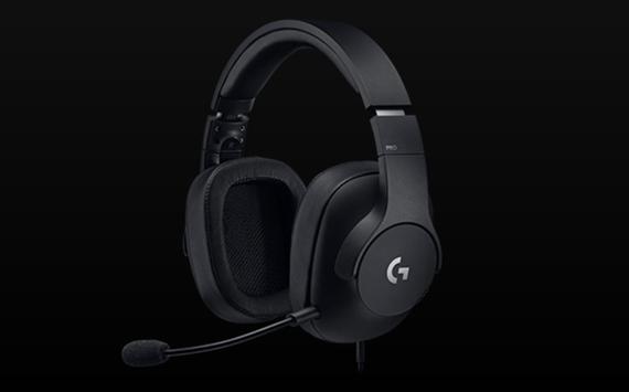 Logitech predstavuje nový PRO Gaming headset
