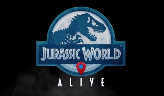 Jurassic World Alive ponúkne AR v štýle Pokemon Go