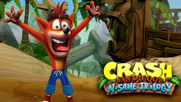 Crash Bandicoot N. Sane Trilogy sa v júli dostane na PC, Switch a Xbox One