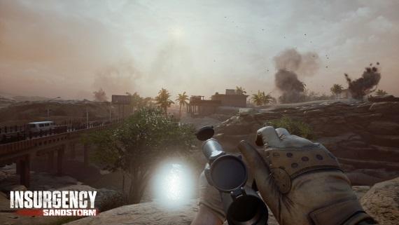 Insurgency: Sandstorm ukazuje zábery z alpha verzie